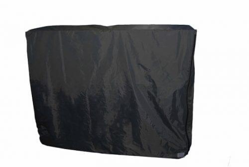 Black Tradeshow Table Cover