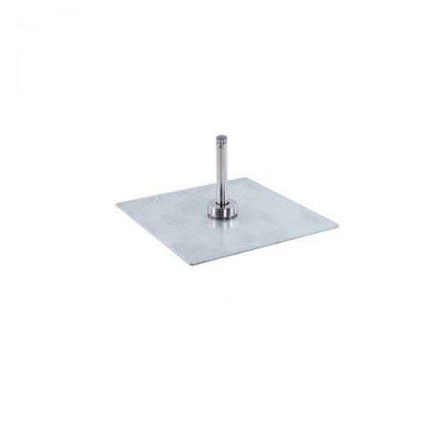 metal square umbrella base