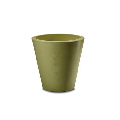 citron texturized planter