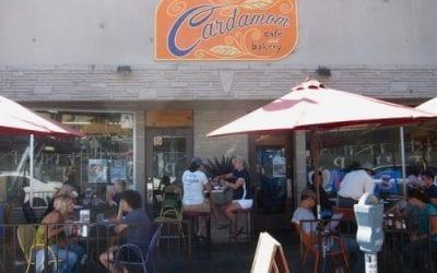 Equip meets Cardamom Cafe and has Monday Morning Tacos at Las Cuatro Milpas, San Diego