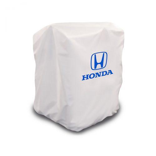 white custom display cover