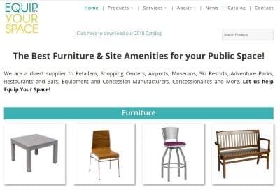 Equip Furniture